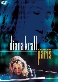 Cover Diana Krall - Live In Paris [DVD]